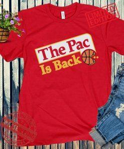 The Pac is Back Shirt Atlanta Basketball