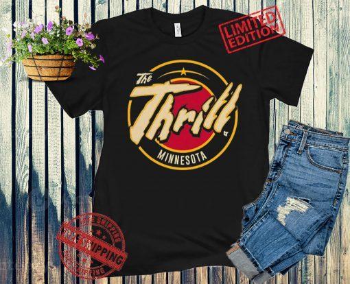The Thrill T-Shirt Classic, Minnesota Hockey