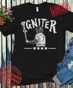 Tim Anderson Igniter T-Shirt Chicago Baseball