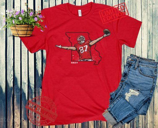 Travis Kelce Killa Kelce Tee Shirt