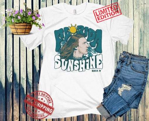 Trevor Lawrence Florida Sunshine Football Shirt