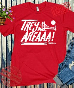 Trey Area Shirts Trey Lance - NFLPA Licensed