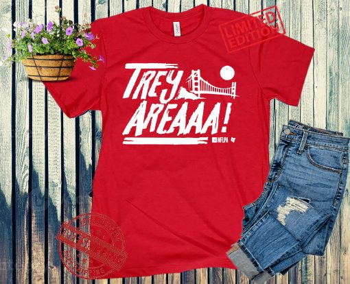 Trey Area Shirts Trey Lance - NFLPA Licensed