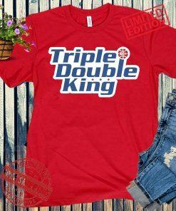 Triple Double King Shirt - D.C. Basketball