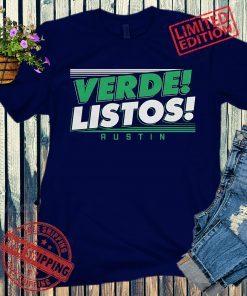 Verde! Listos! Shirt Austin American Soccer
