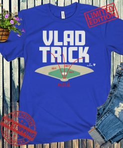 Vlad Trick T-Shirt, Toronto - MLBPA Licensed