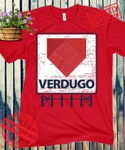 Alex Verdugone Boston Red Sox T-Shirt