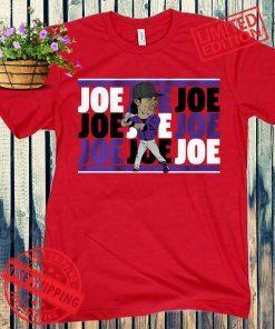Connor Joe Joe Joe T-shirt