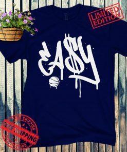 EA$Y Brooklyn Basketball Premium Shirt