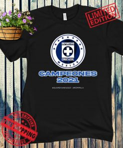Football Cruz Azul 2021 Classic T-Shirt