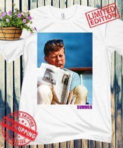 John F Kennedy Summer T-Shirt