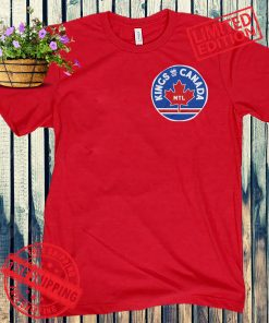 Kings Of Canada' Today 2021 Shirt