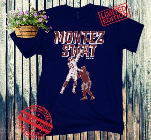 Montez Swat Shirts Montez Sweat