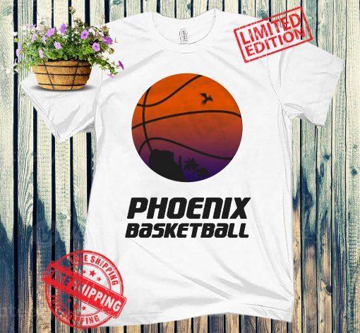 PHOENIX BASKETBALL TEE SHIRT