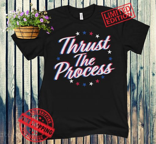 Philly's They Just Trust The Process T-Shirt