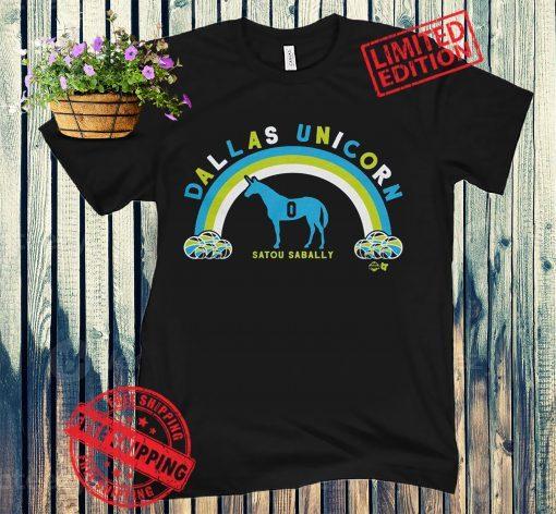 Satou Sabally Dallas Unicorn Classic T-Shirts