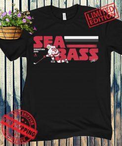 Sebastian Aho Sea Bass Shirt Carolina Hockey