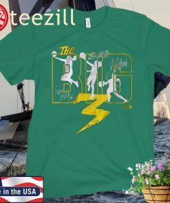 The Big 3 Seattle Stewart, Bird, & Loyd Shirt Premium T-Shirt