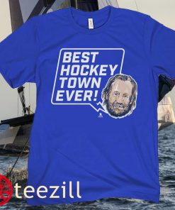 Best Hockey Town Ever T-shirt Steven Stamkos Hockey