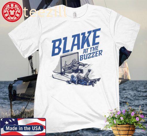 Blake at the Buzzer Blake Coleman Tampa Bay Lightning Hockey Shirt
