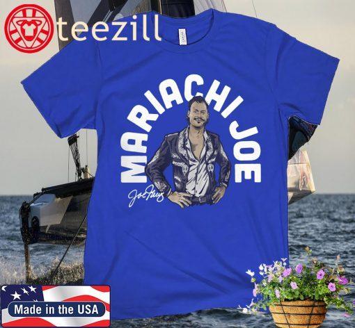 Joe Kelly Mariachi Joe Tee Shirt - Los Angeles Dodgers
