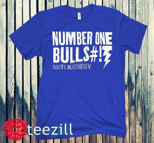 Nikita Kucherov Number One BS Hockey Shirt