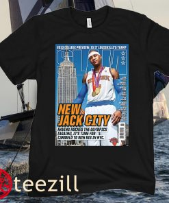 162 Carmelo Anthony Poster Shirt Women