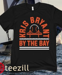 KRIS BRYANT BY THE BAY ALL STAR SHIRT